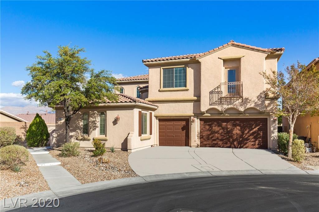 7936 Farralon Ridge Court Property Photo - Las Vegas, NV real estate listing
