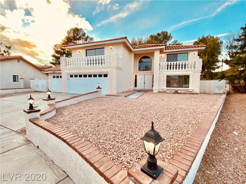 2801 Shadow Creek Circle Property Photo - Las Vegas, NV real estate listing