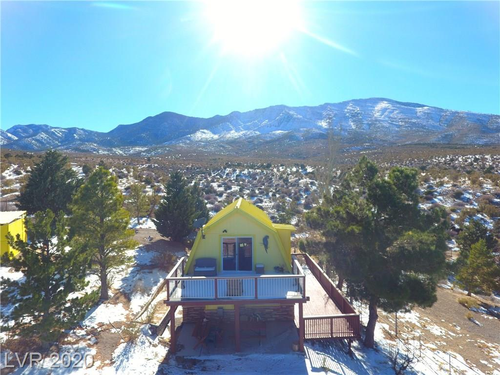 62 Camp Bonanza Road Property Photo - Cold Creek, NV real estate listing