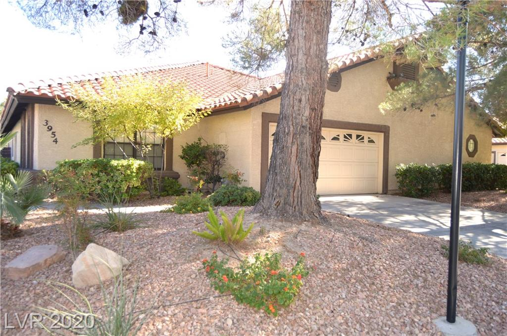3954 Saddlewood Court Property Photo - Las Vegas, NV real estate listing