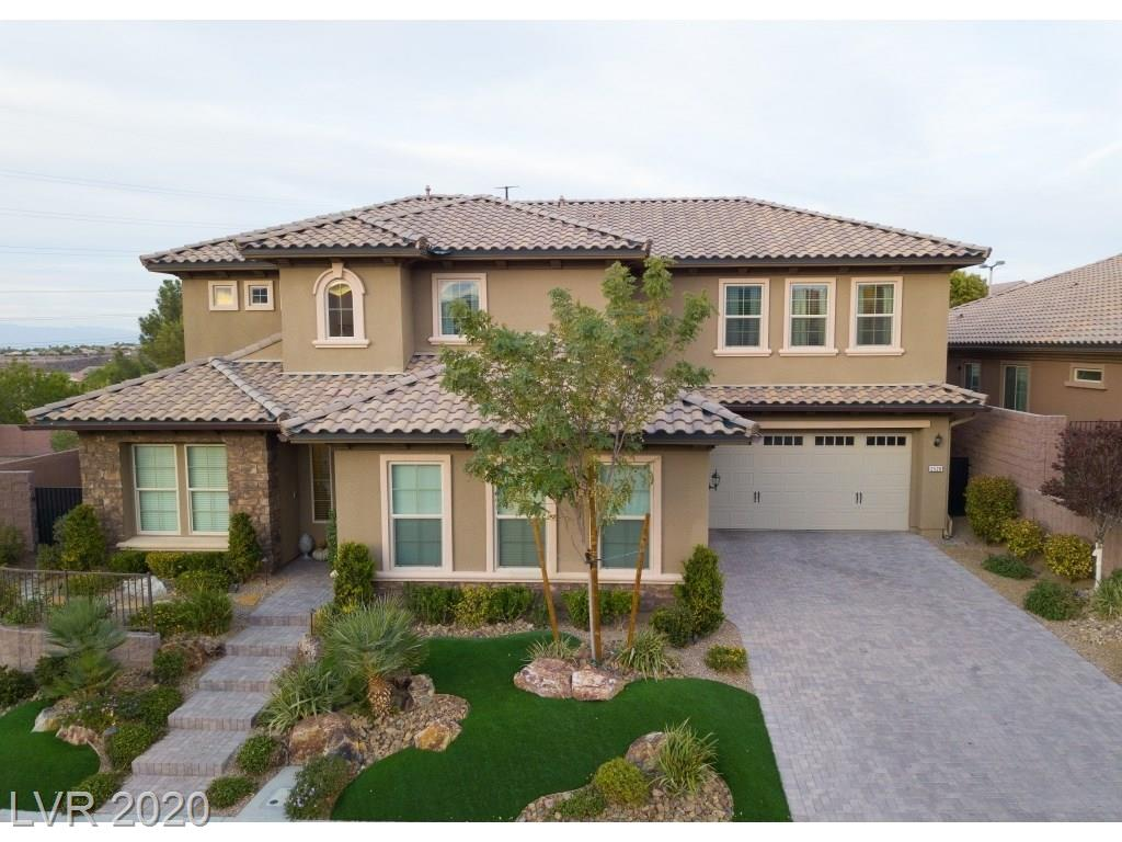 2528 Chateau Napoleon Drive Property Photo - Henderson, NV real estate listing
