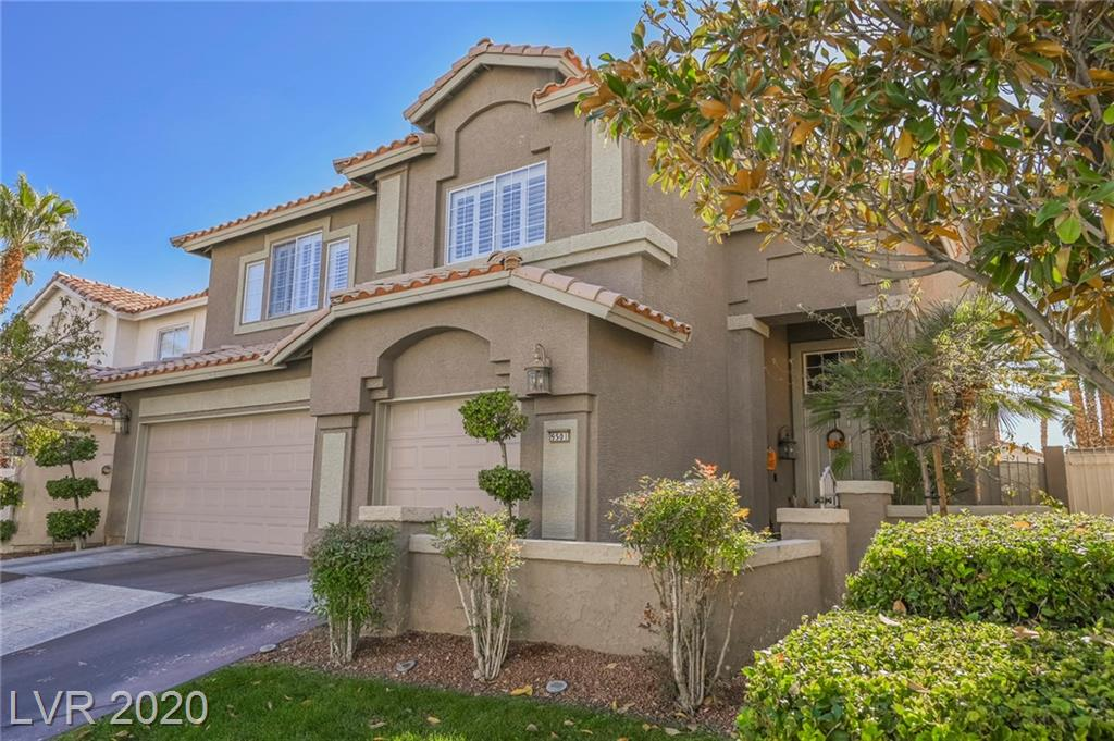 9501 Camino Capistrano Lane Property Photo - Las Vegas, NV real estate listing