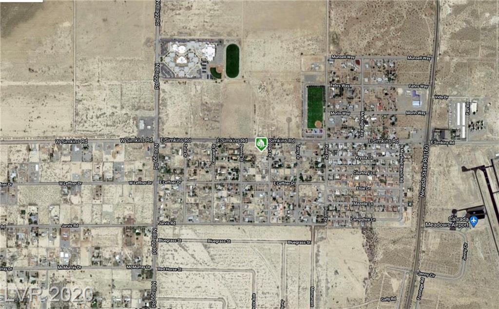 3960 Dart Drive Property Photo - Pahrump, NV real estate listing