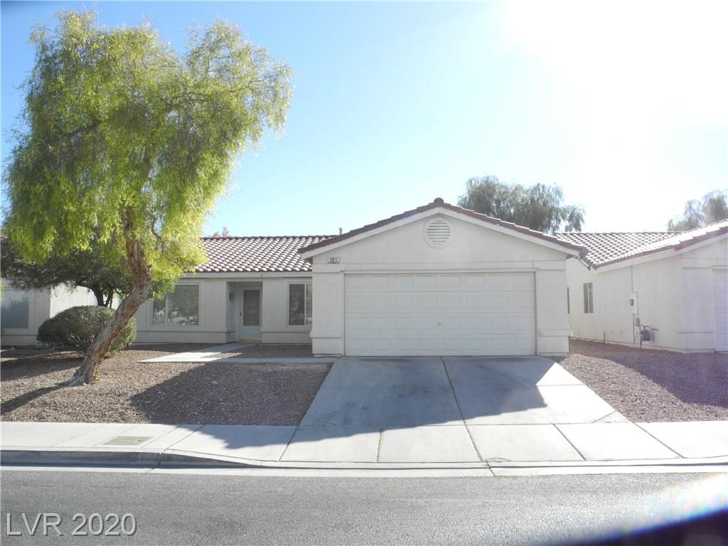 2911 Hammer Lane Property Photo - North Las Vegas, NV real estate listing
