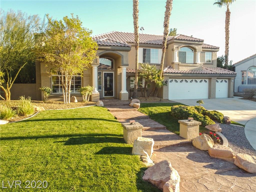 29 Paladin Court Property Photo - Henderson, NV real estate listing