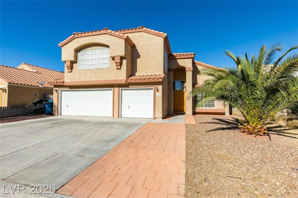 3522 Drescina Way Property Photo - North Las Vegas, NV real estate listing