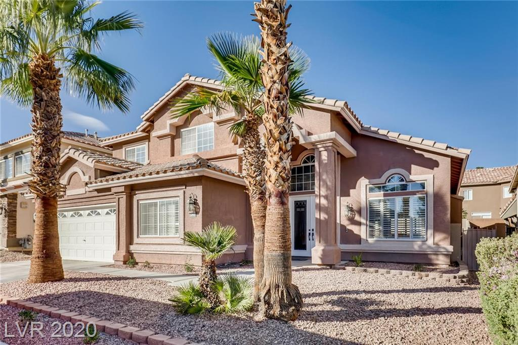 9520 Marina Valley Avenue Property Photo - Las Vegas, NV real estate listing