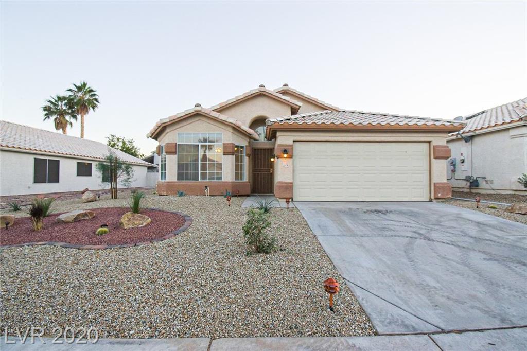 1727 Watercreek Drive Property Photo - North Las Vegas, NV real estate listing