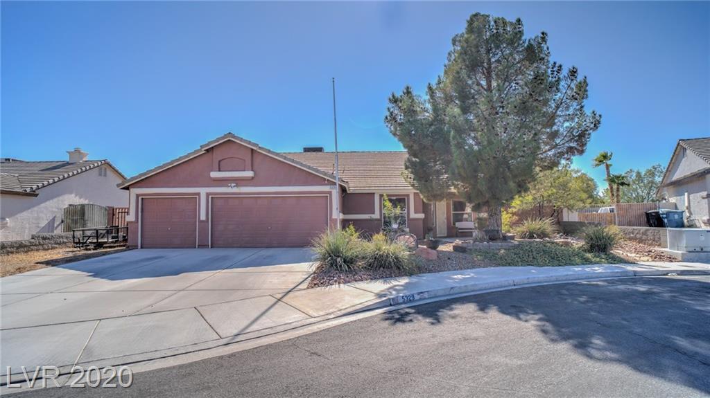 5329 Dana Springs Way Property Photo - Las Vegas, NV real estate listing