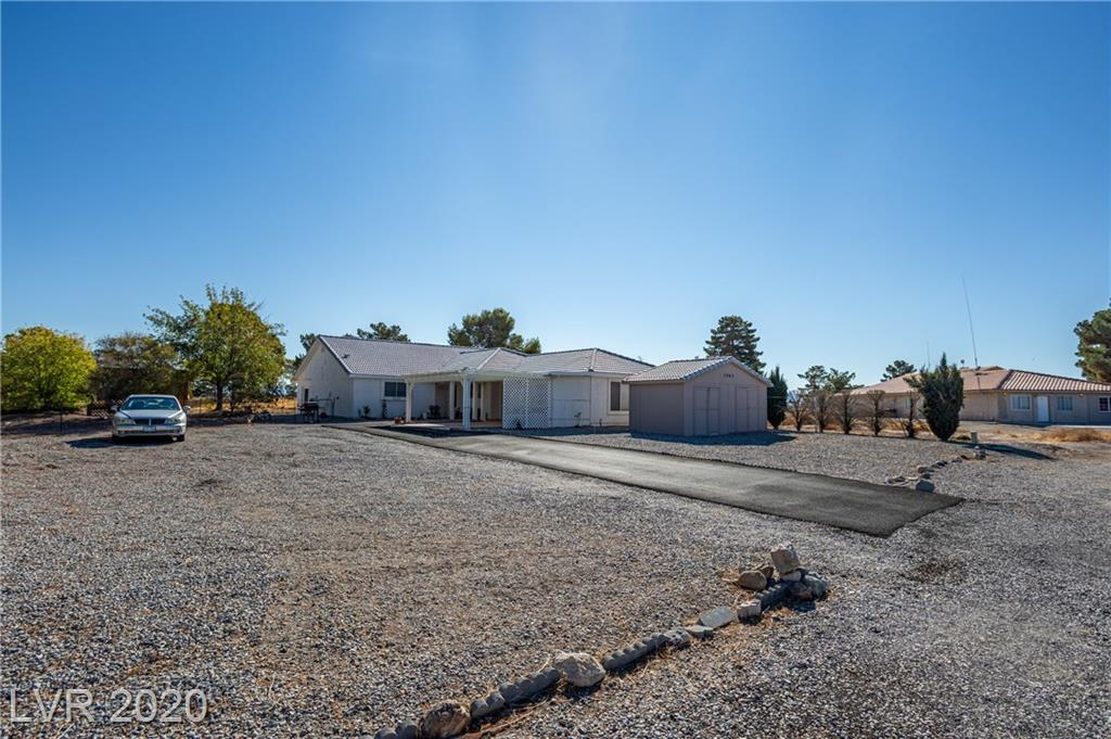 1463 Star Road Property Photo - Pahrump, NV real estate listing