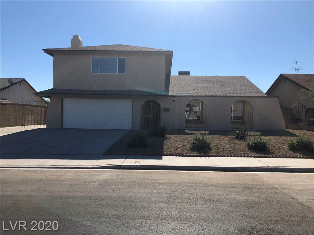 4557 El Campana Way Property Photo - Las Vegas, NV real estate listing