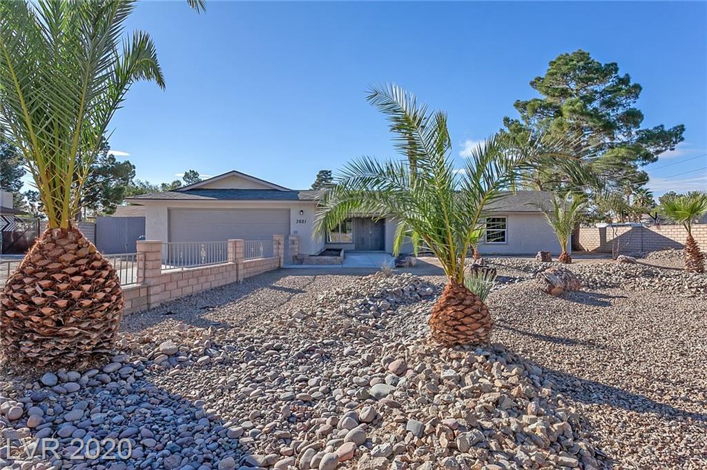 3621 Thom Boulevard Property Photo - Las Vegas, NV real estate listing