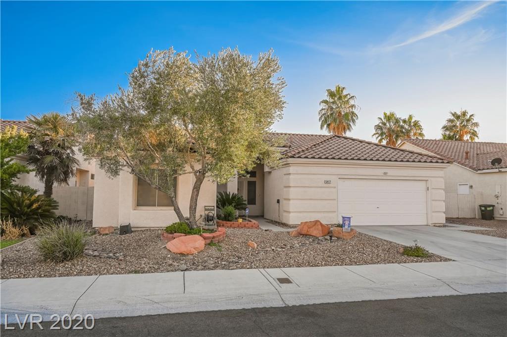 5417 Blue Tropic Avenue Property Photo - Las Vegas, NV real estate listing