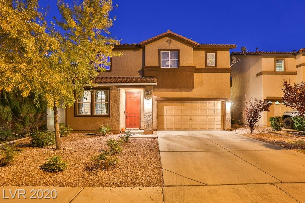 11254 Alga Court Property Photo - Las Vegas, NV real estate listing