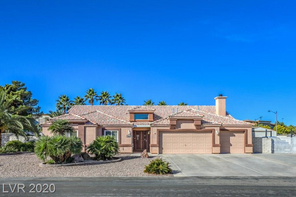 7595 W Rome Boulevard Property Photo - Las Vegas, NV real estate listing