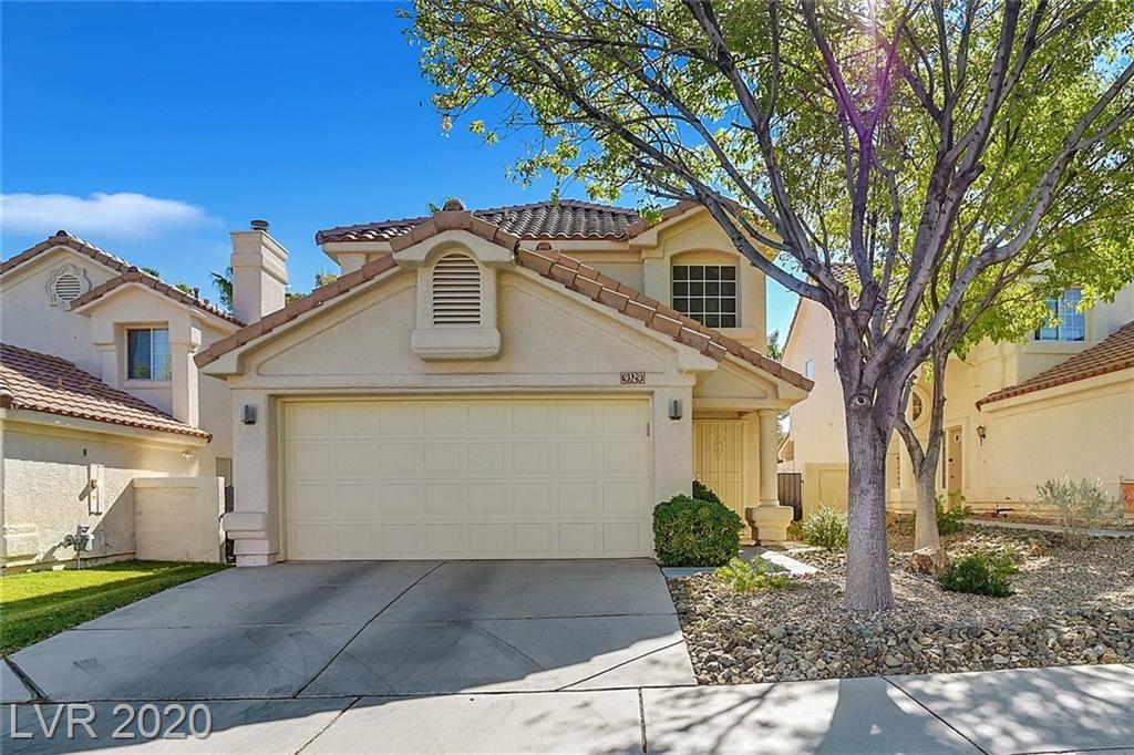 9329 Valencia Canyon Drive Property Photo - Las Vegas, NV real estate listing