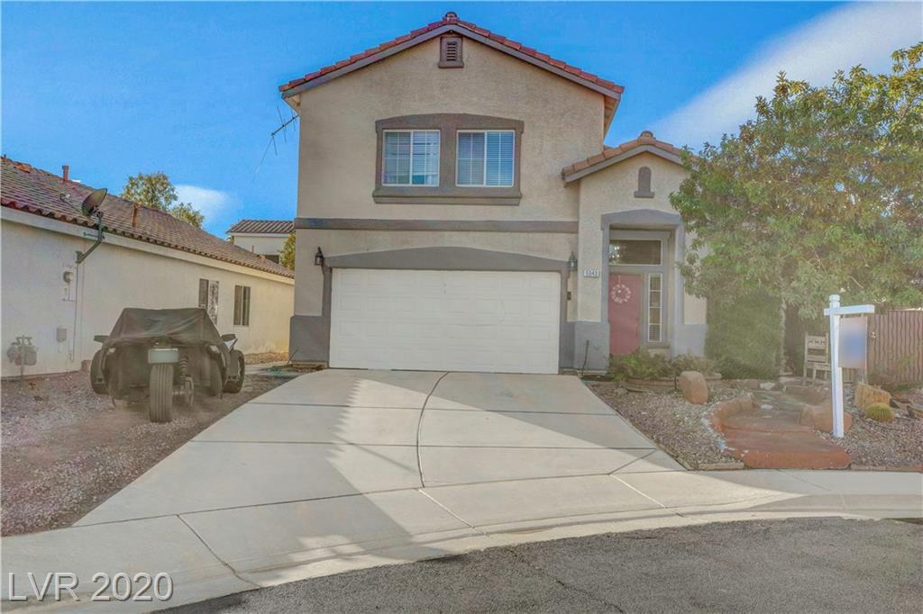 5543 Black Sea Court Property Photo - Las Vegas, NV real estate listing