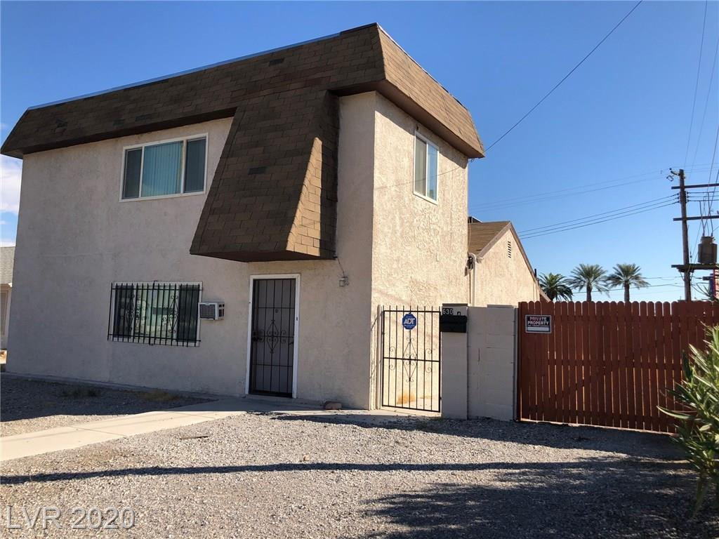 630 4th Street Property Photo - Las Vegas, NV real estate listing