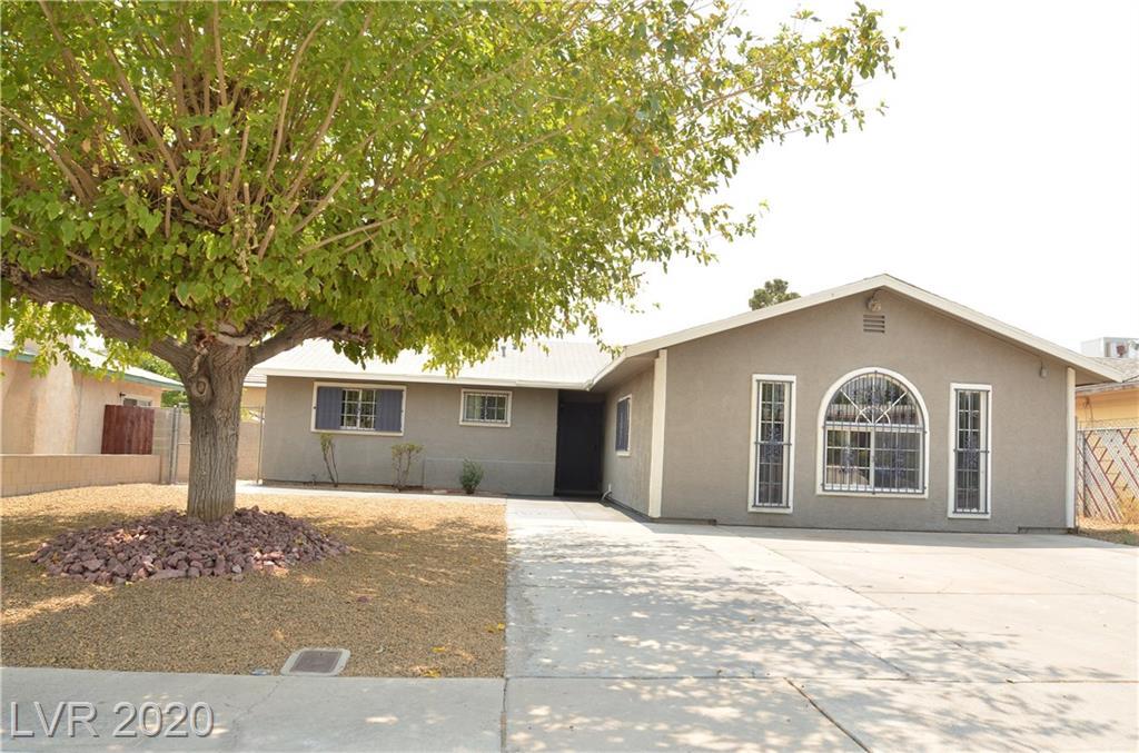 321 Duke Avenue Property Photo - North Las Vegas, NV real estate listing