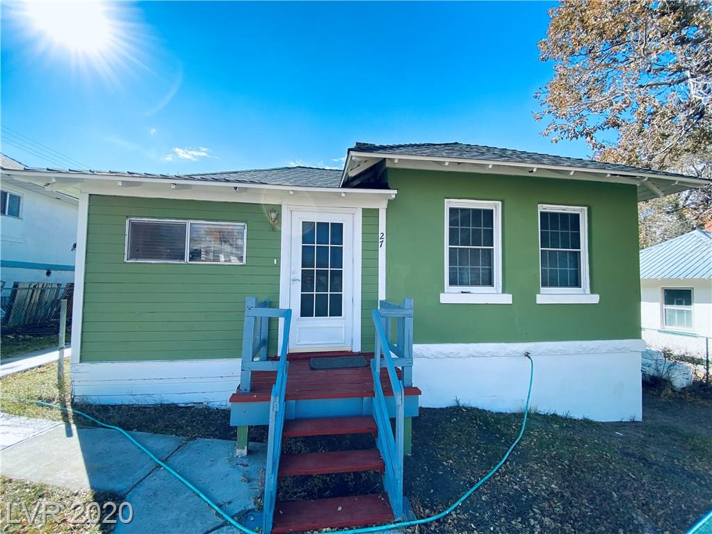 27 Avenue B Property Photo - Ely, NV real estate listing