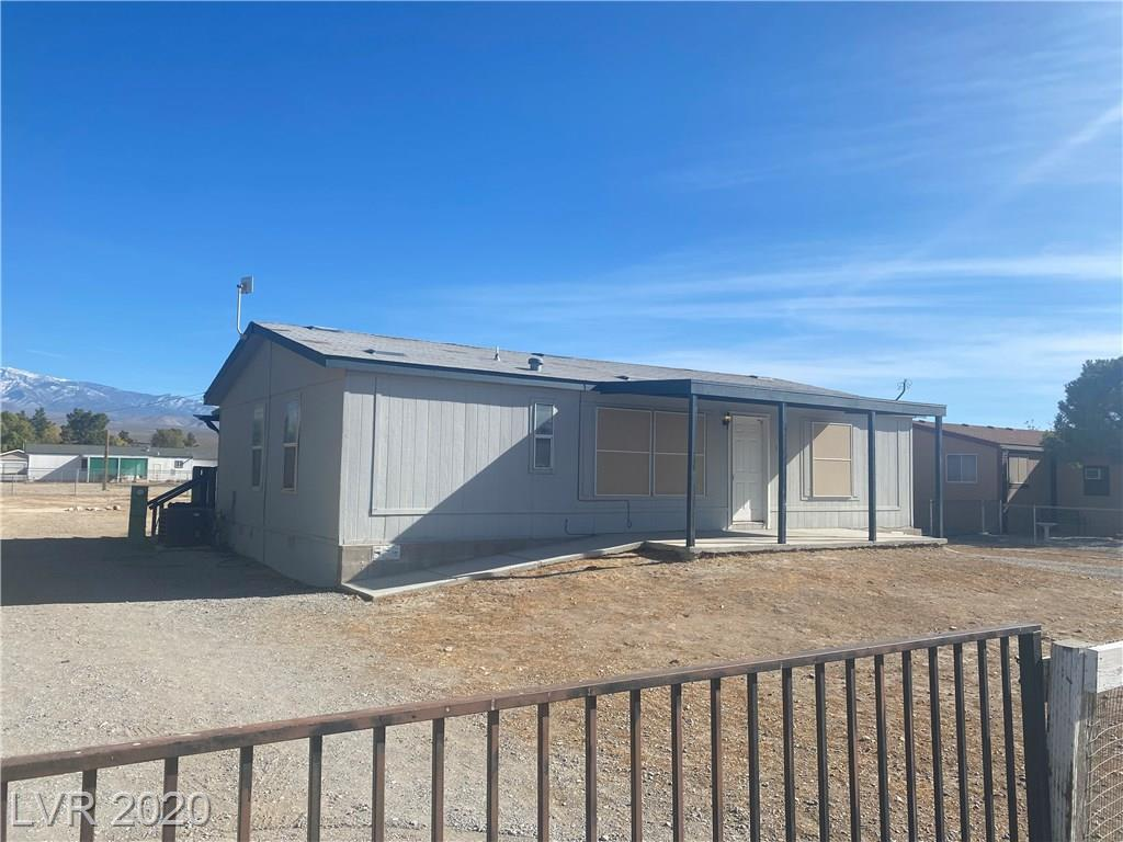 3801 Dennis Street Property Photo - Pahrump, NV real estate listing