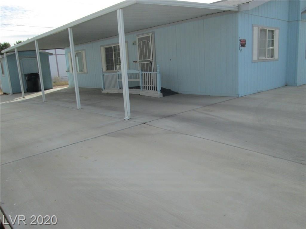 261 Bonnie Claire Court Property Photo - Pahrump, NV real estate listing