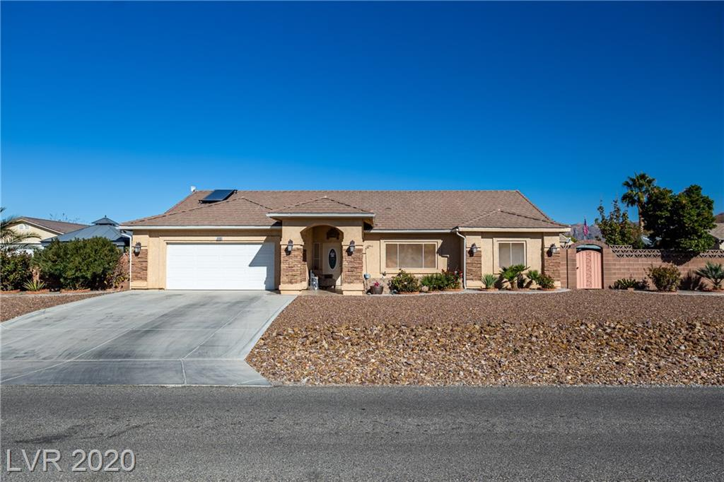 6490 Longhorn Lane Property Photo - Pahrump, NV real estate listing