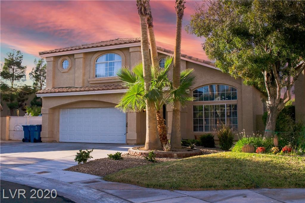 8607 Dove Forest Court Property Photo - Henderson, NV real estate listing
