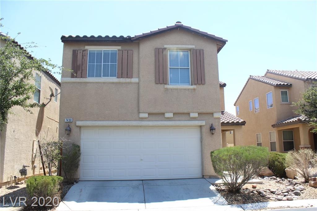 7430 Granada Willows Street Property Photo - Las Vegas, NV real estate listing