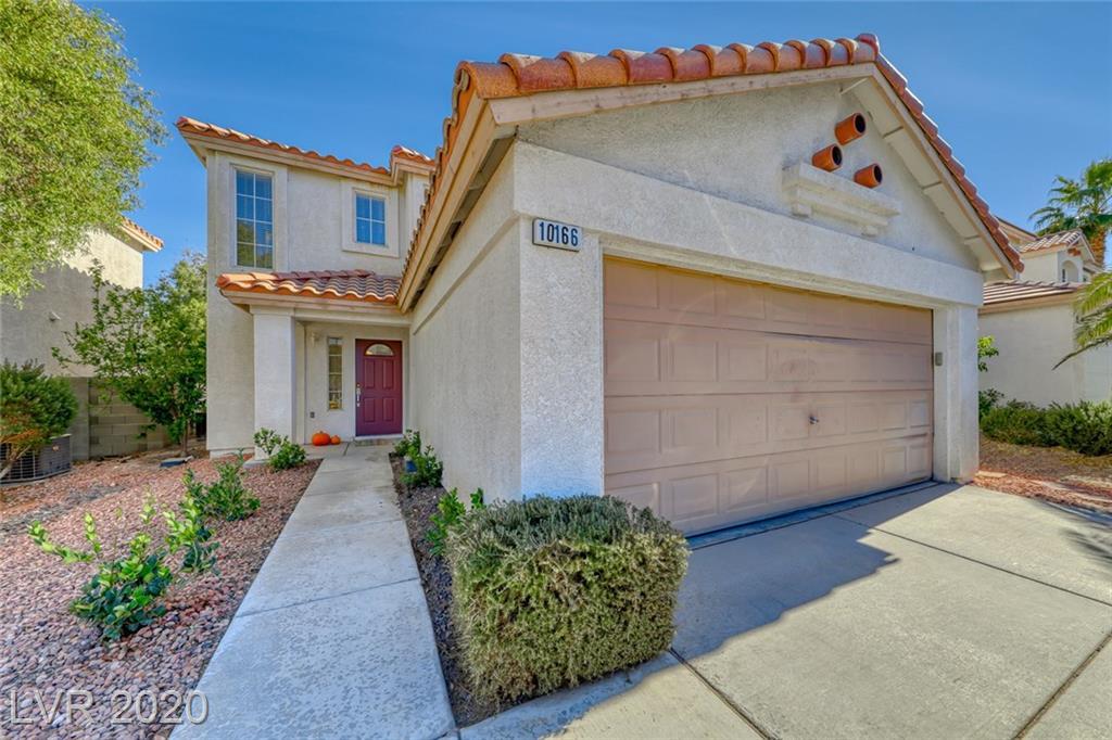 10166 Grape Ivy Court Property Photo - Las Vegas, NV real estate listing