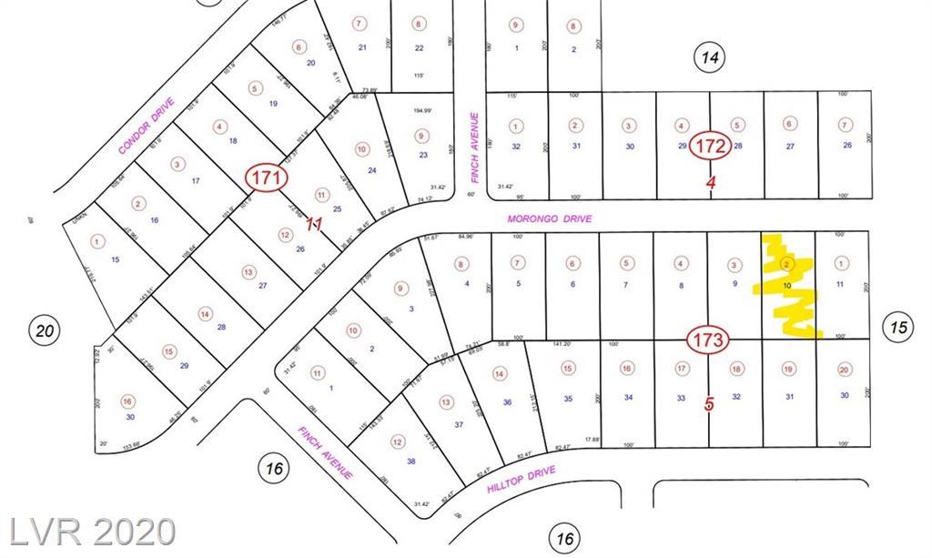 2791 Morongo Drive Property Photo - Pahrump, NV real estate listing