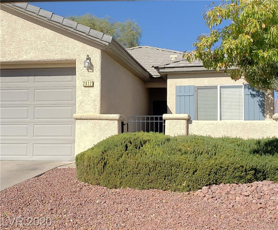 2812 Dotted Wren Avenue Property Photo - North Las Vegas, NV real estate listing