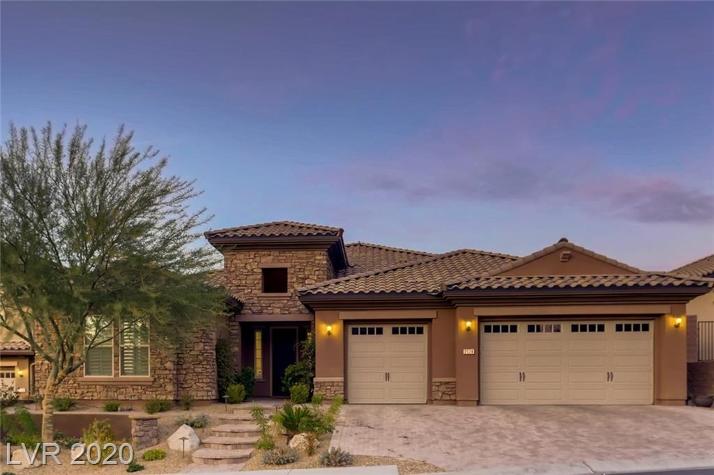 2524 Chateau Napoleon Drive Property Photo - Henderson, NV real estate listing