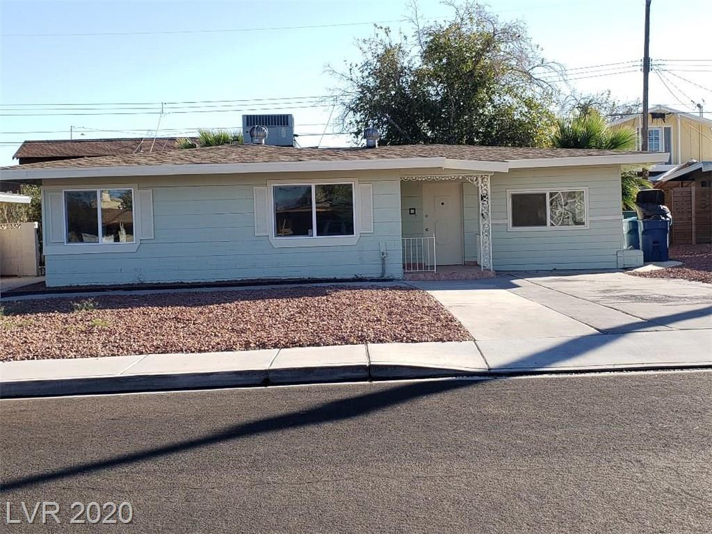 2020 Griffith Avenue Property Photo - Las Vegas, NV real estate listing