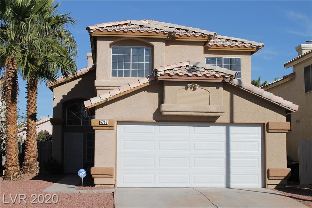 5756 Slice Drive Property Photo - Las Vegas, NV real estate listing