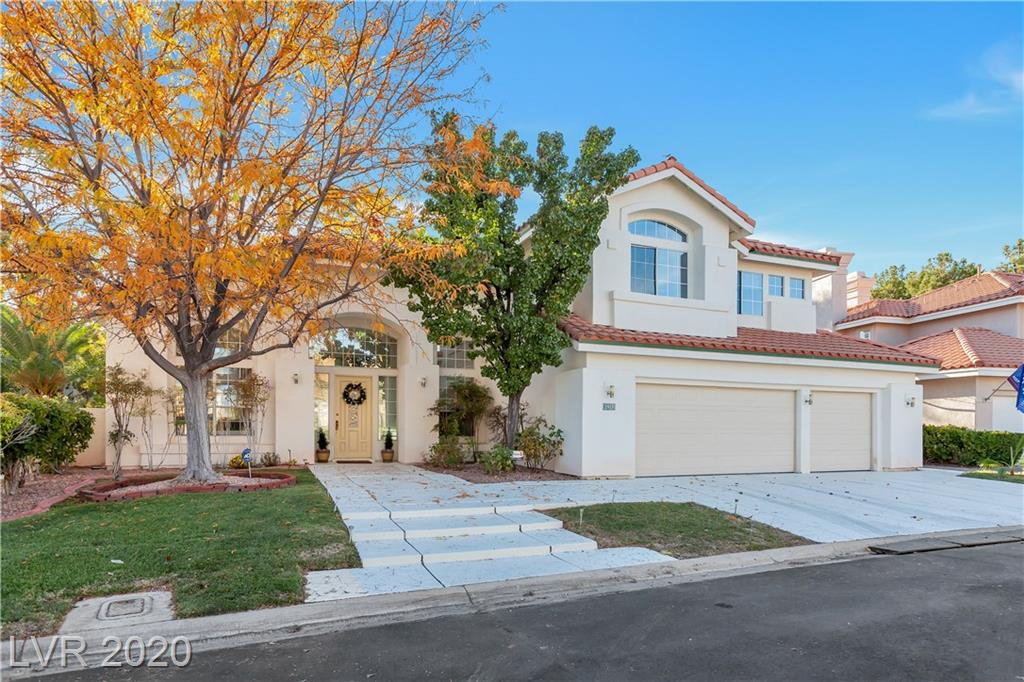 2913 Sterling Cove Drive Property Photo - Las Vegas, NV real estate listing