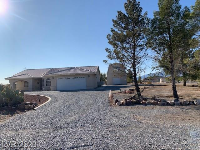 871 Falcon Street Property Photo - Pahrump, NV real estate listing