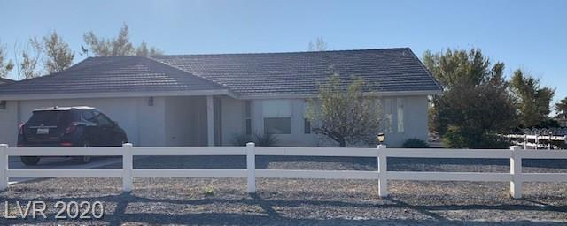 251 Comstock Street Property Photo - Pahrump, NV real estate listing