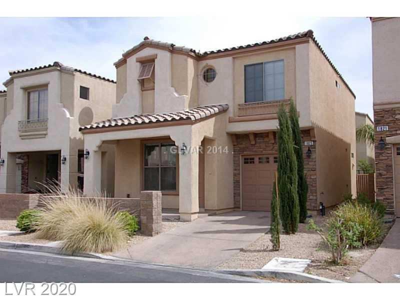 1825 Versante Avenue Property Photo - Las Vegas, NV real estate listing