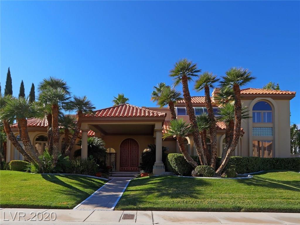 57 Gulf Stream Court Property Photo - Las Vegas, NV real estate listing