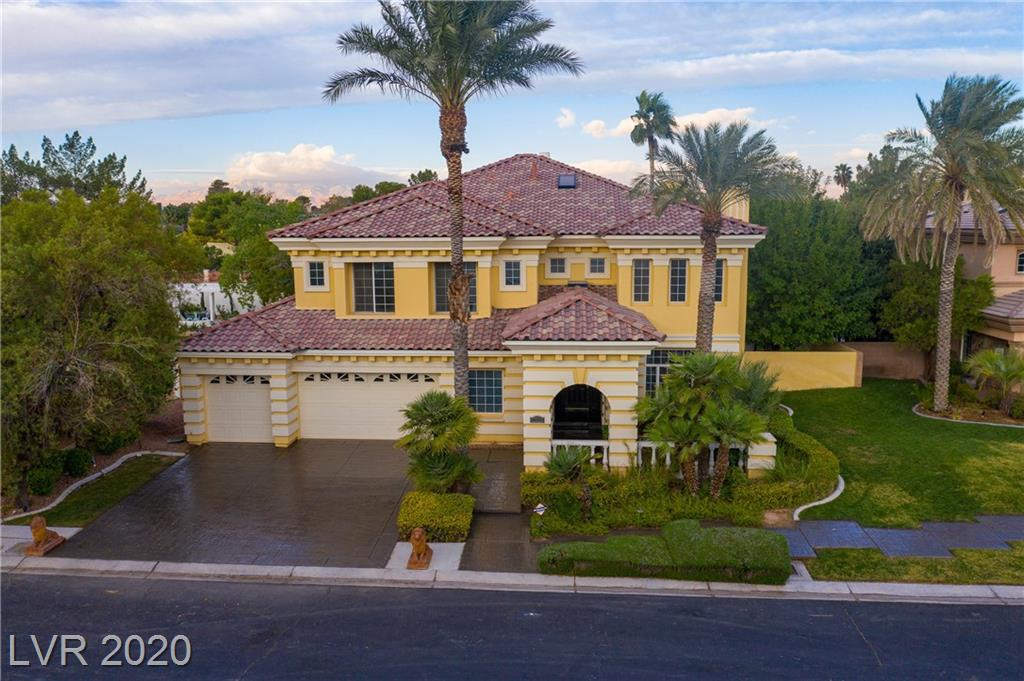 7473 Singing Tree Street Property Photo - Las Vegas, NV real estate listing