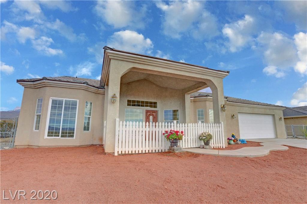 1641 Omaha Avenue Property Photo - Pahrump, NV real estate listing