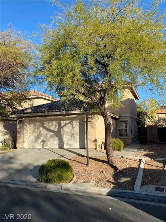 538 Poplar Leaf Street Property Photo - Las Vegas, NV real estate listing