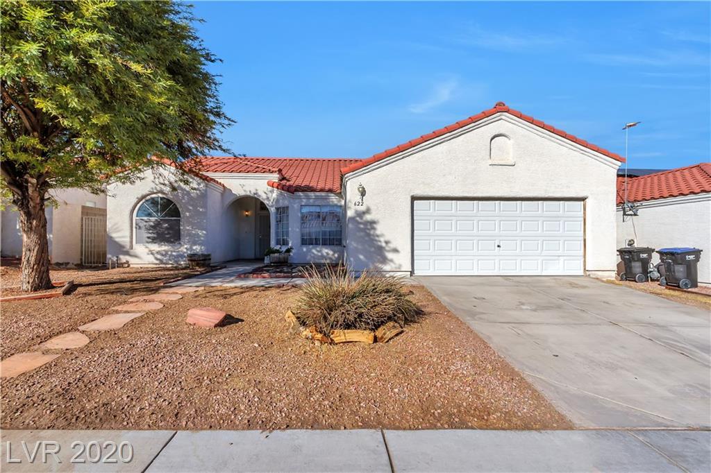 622 Heartland Point Avenue Property Photo - North Las Vegas, NV real estate listing