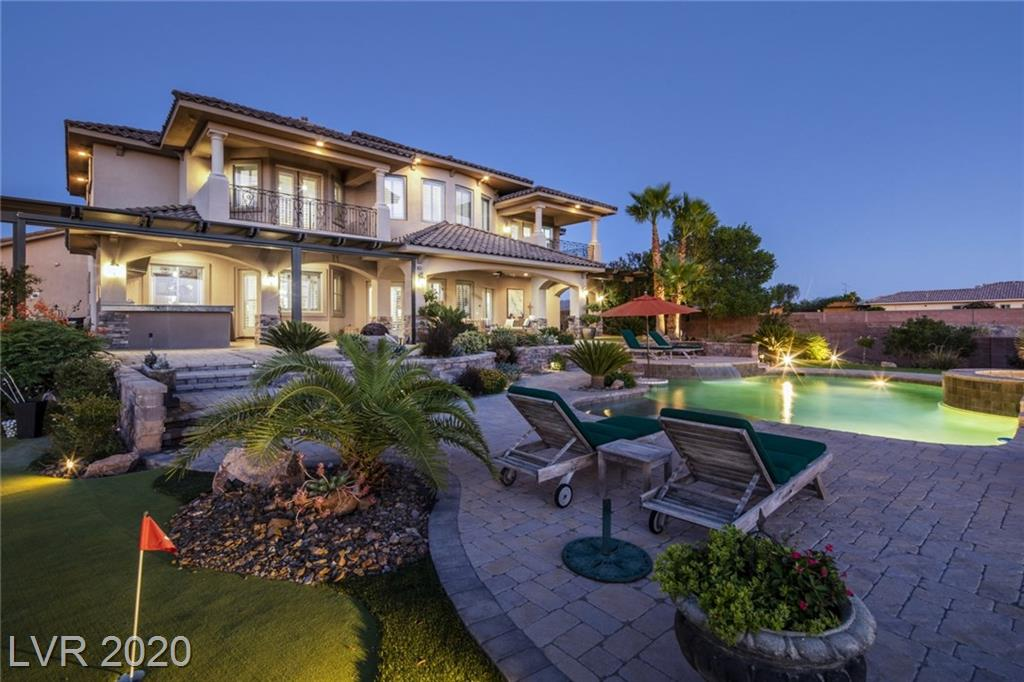 315 N PARAWAN Street Property Photo - Henderson, NV real estate listing