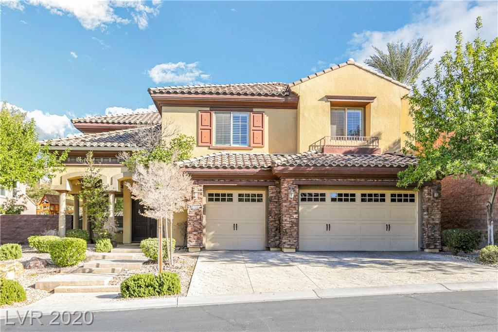 2732 King Louis Street Property Photo - Henderson, NV real estate listing