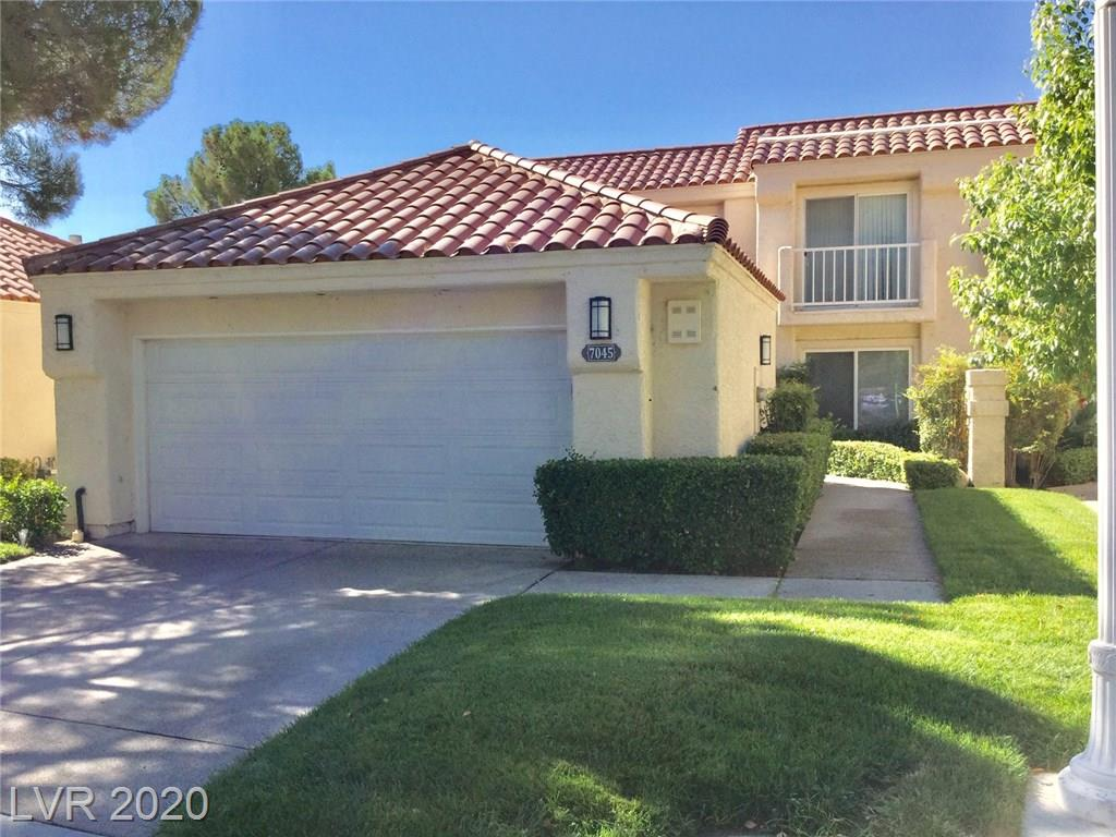 7045 Big Springs Court Property Photo - Las Vegas, NV real estate listing
