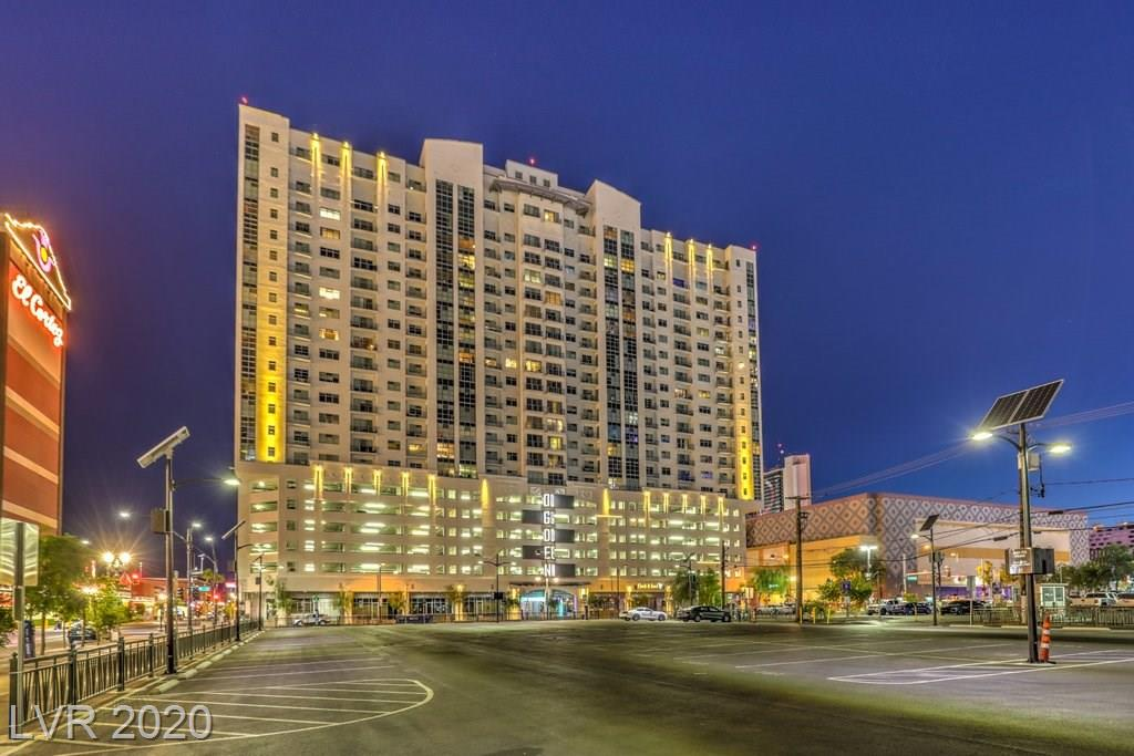 150 Las Vegas Boulevard #910 Property Photo 1