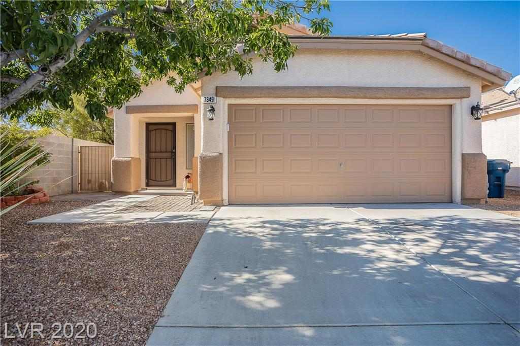 7849 Flagler Street Property Photo - Las Vegas, NV real estate listing