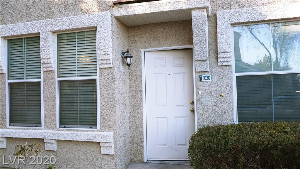9975 Peace Way #1030 Property Photo - Las Vegas, NV real estate listing
